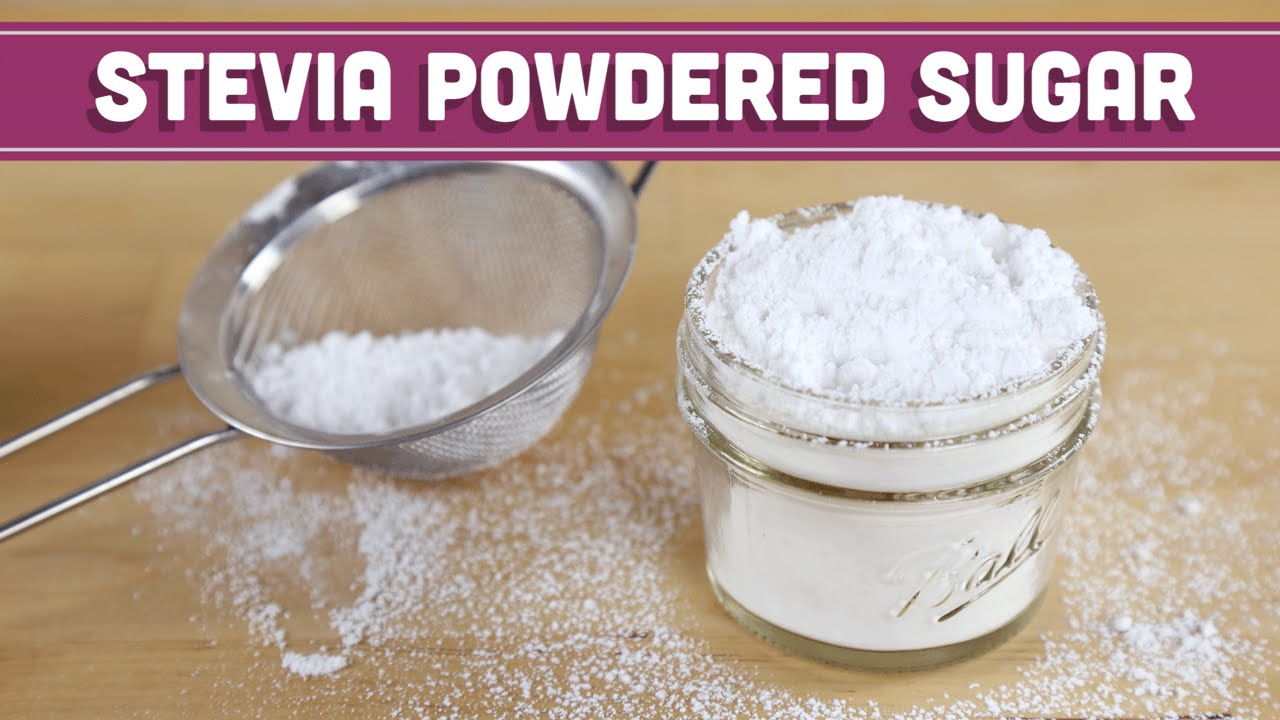 what can i use as a substitute for icing sugar