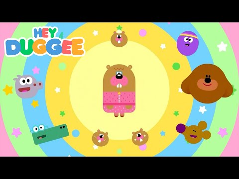 The Singing Badge - Mrs Weaver the Beaver's song - Hey Duggee Series 2 - Hey Duggee
