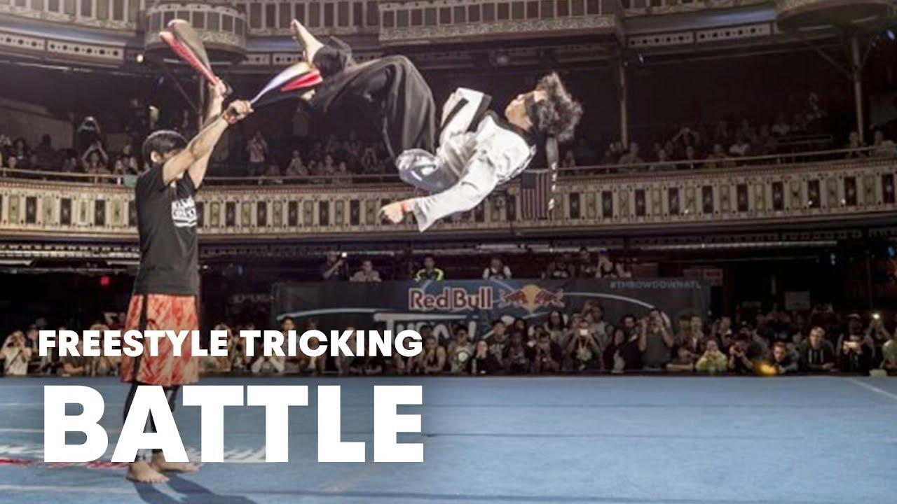 Download Freestyle Tricking Battle | Red Bull Throwdown 2014