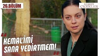 Kemal'in tribiyle Eylül'e patlayan Mesude! - Kırgın Çiçekler 26.Bölüm