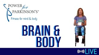 Power for Parkinson's Friday Brain & Body - Live Streaming Day 174