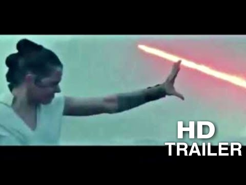 """STAR WARS: The Rise of Skywalker TV Spot """"Rey Freezes Kylo"""" (NEW FOOTAGE)"""