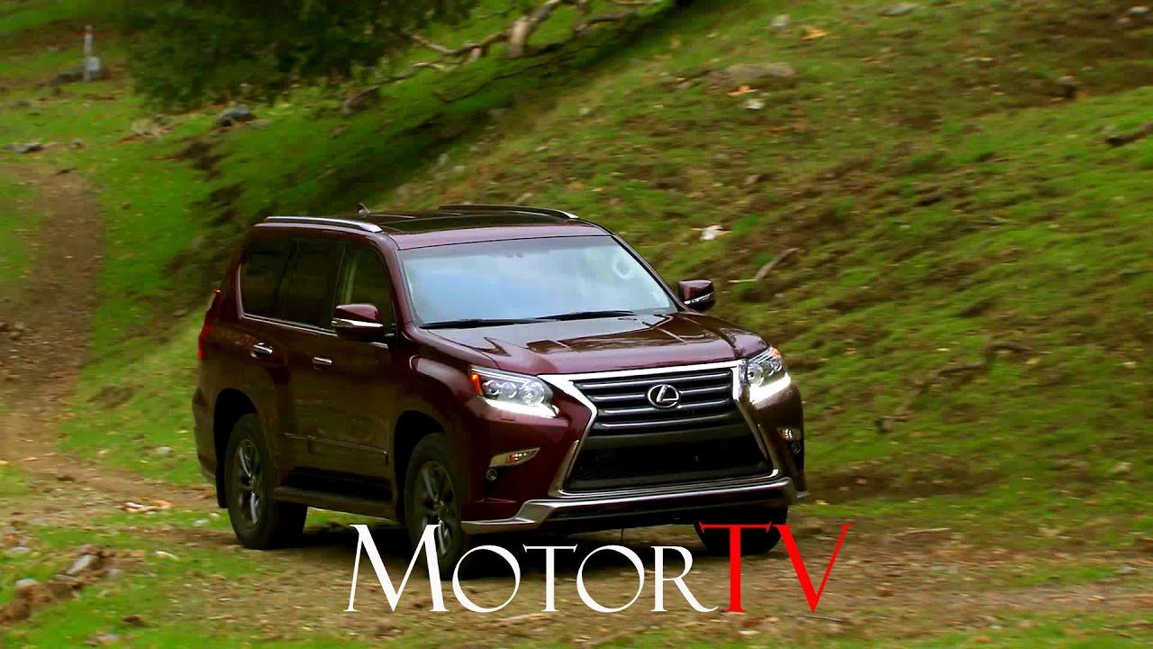Suv 2017 Lexus Gx 470 Premium Sport Package L Beauty Shots Driving Scenes