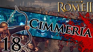 Total War: Rome II - Cimmeria Campaign [Legendary] #18 ~ Southern Uprising!