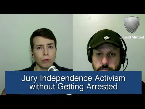 How to do Jury Rights Activism without Getting Arrested feat. James Cox (Part 1)