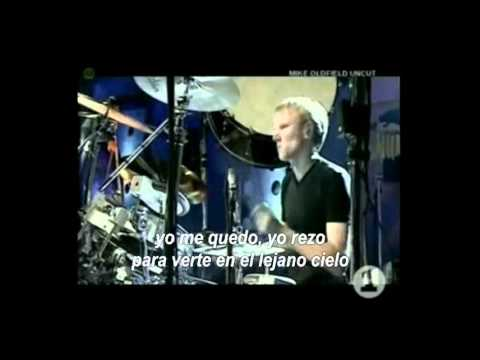 Mike Oldfield - Moonlight Shadow (Subtítulos español)