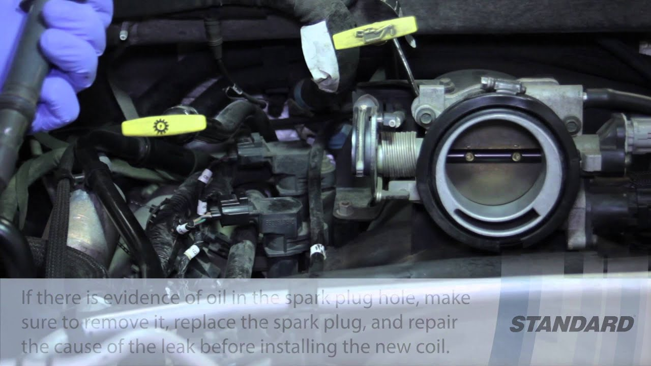 Dodge Durango Ignition Coil Replacement Youtube