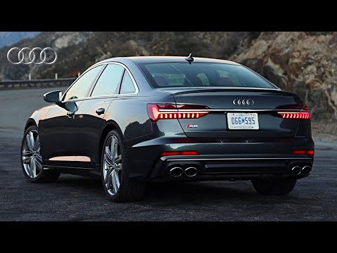 2020 Audi S6 Sports Sedan