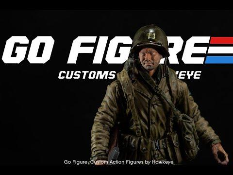 "Custom Review: Captain Miller (Tom Hanks) ""Saving Private Ryan"""