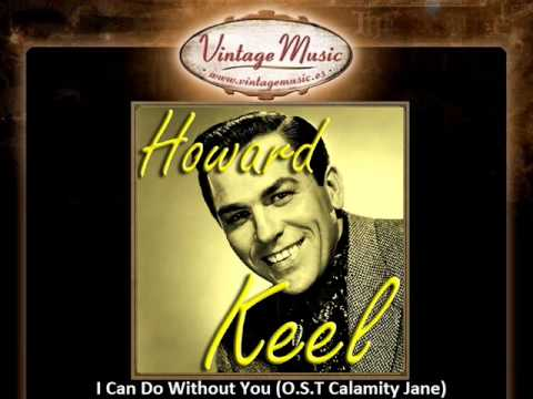 Howard Keel -- I Can Do Without You (O.S.T Calamity Jane) (VintageMusic.es)