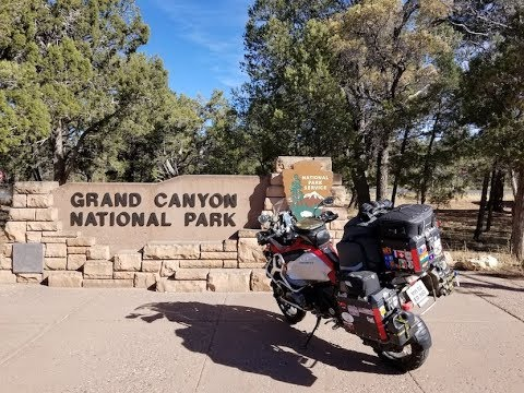 WORLD RIDE 2017 || EP 111 || GRAND CANYON