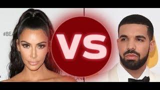 Kim Kardashian WARNS DRAKE for Kanye West Drake Rumored to Possibly Drop the Diss Record