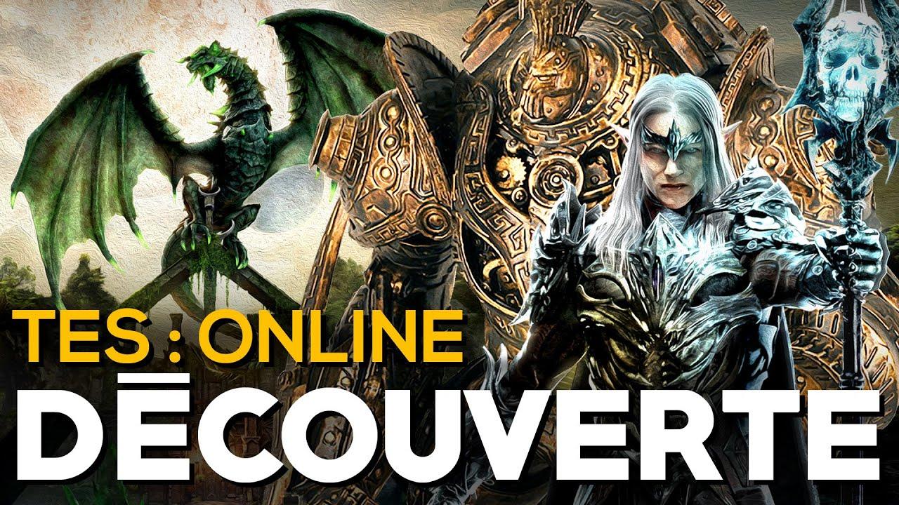Download DÉCOUVRIR TESO EN 2021 ?   The Elder Scrolls : Online