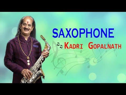 Saxophone - Dr. Kadri Gopalnath - Ele Mana Murariyanu Kondado - Carnatic Classical Instrumental