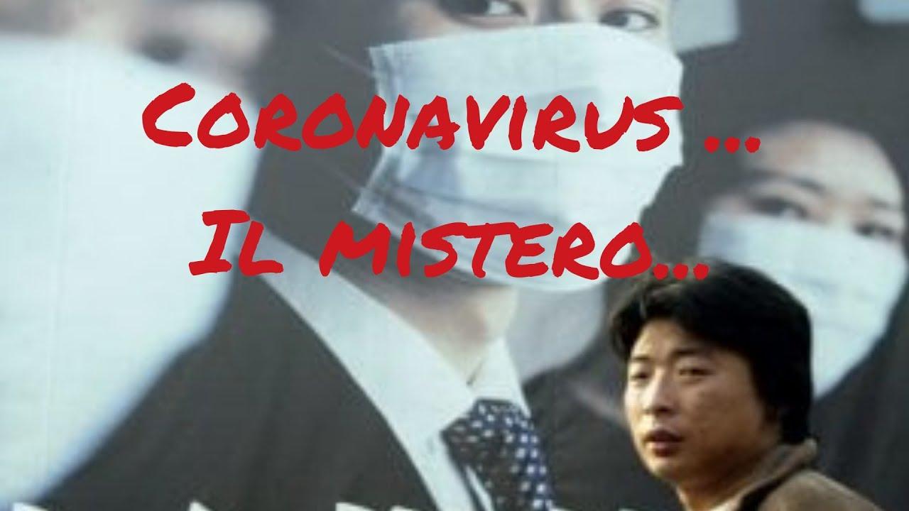 Coronavirus il mistero cinese