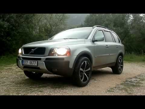 ᴴᴰ 2005 Volvo XC90 D5: On Road & Off Road Test Drive