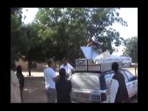 Ozd-Bamako Express 2009