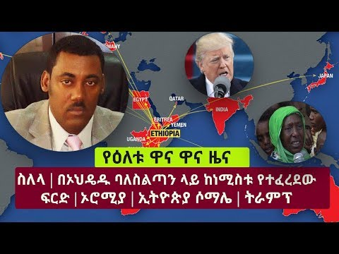 BBN Daily Ethiopian News December 7, 2017