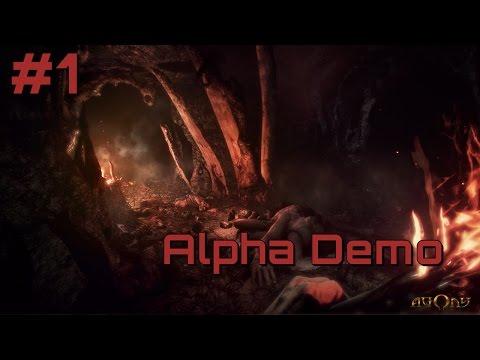 Let's Play Agony (Alpha 0.666) - Part 1