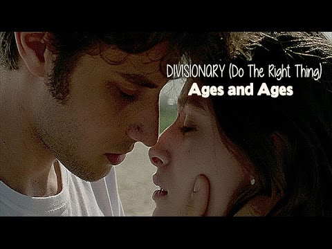Ages and Ages DIVISIONARY (Do The Right Thing) Tradução Tema Internacional Laís e Rafael - Babilônia