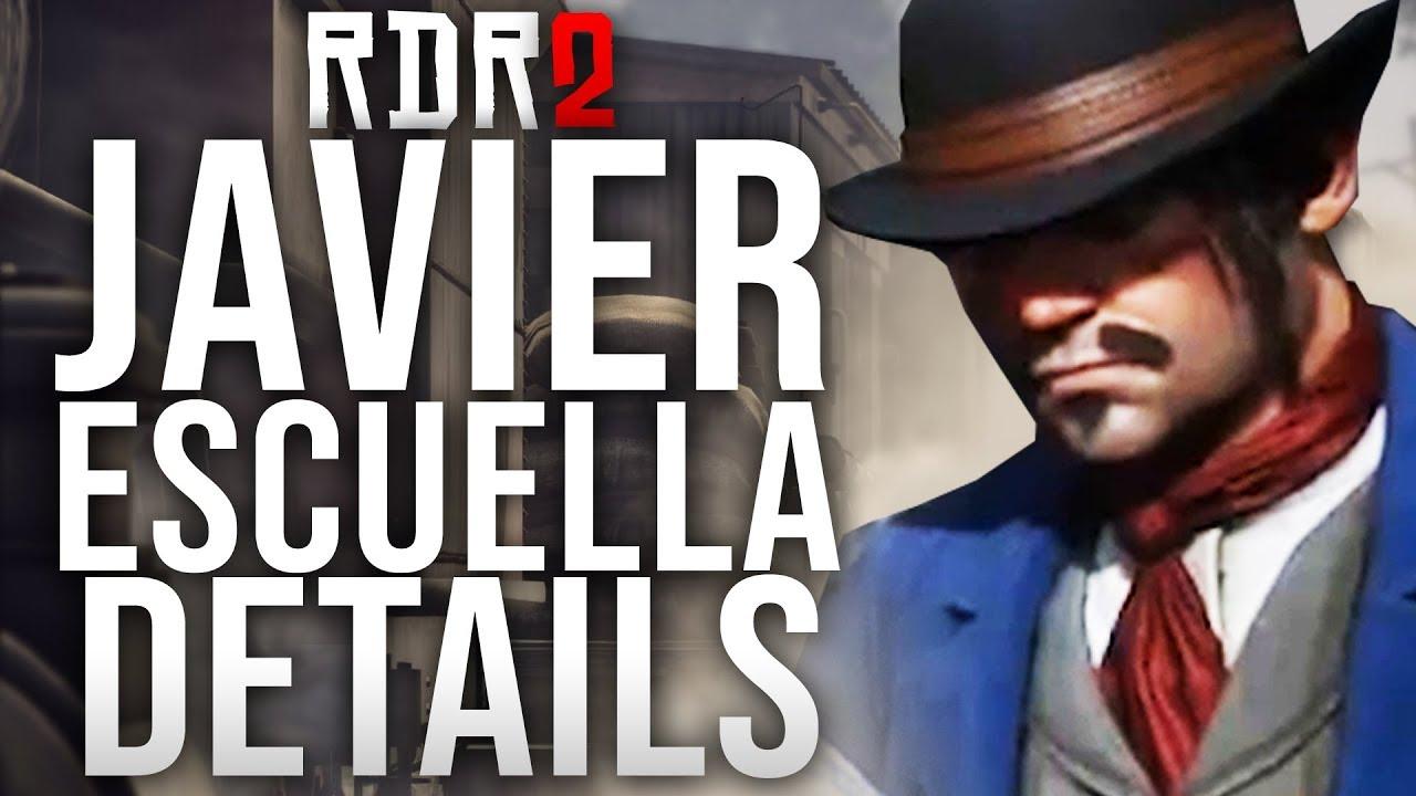 Javier Escuella Details!