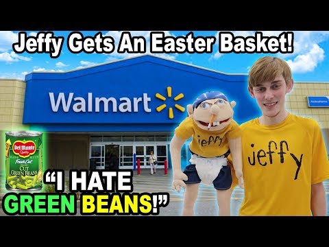 SML Jeffy Goes To Walmart!