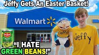 SML Jeffy Goes To Walmart!