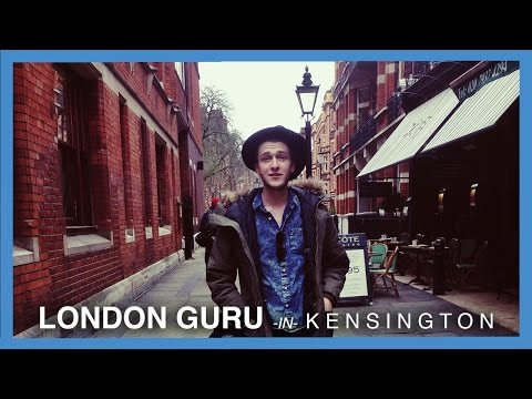 London Guru: Kensington & Chelsea (w/ Pride & T. Swift)