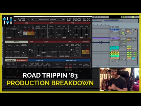 Production Breakdown: Road Trippin '83