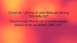 Young Tangkadar- Chaak deuh ber (lyrics video) ft Joe