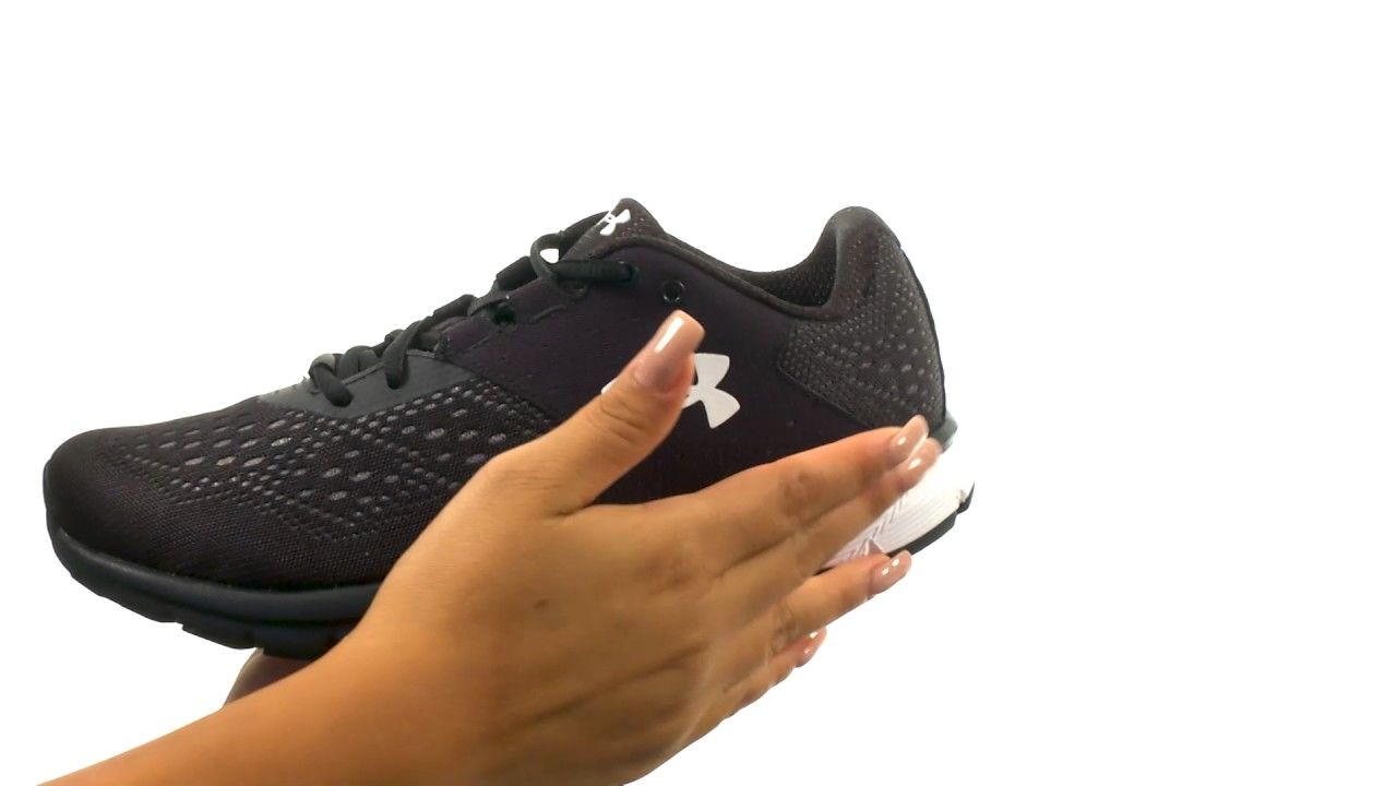 2d992e35c Under Armour Charged Rebel SKU 8892812 - YouTube