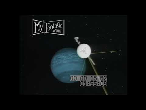 Voyager Encounters Neptune (Silent)