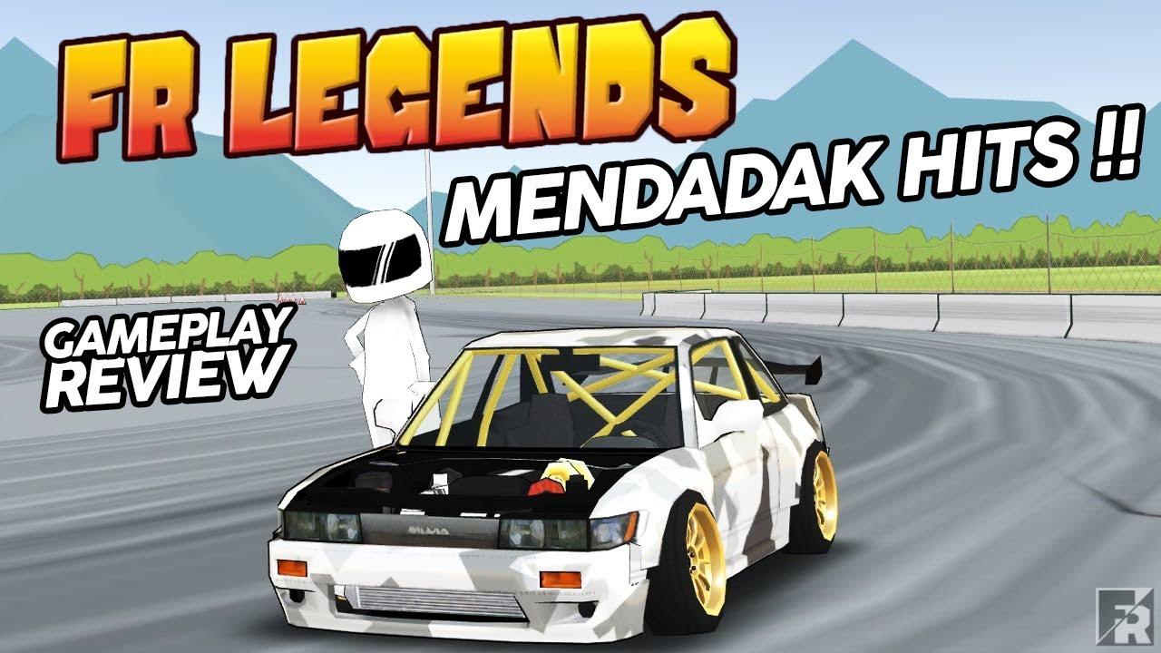 Game Drift Di Handphone Fr Legends Gameplay Review Youtube