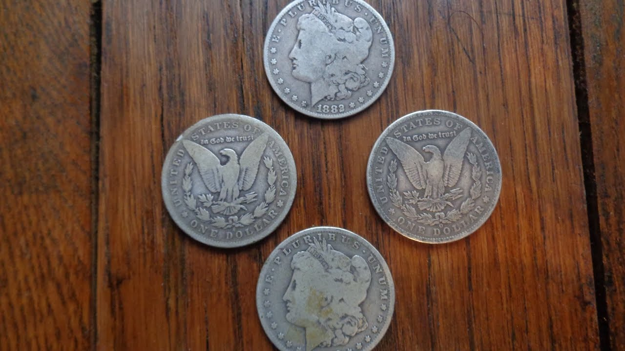 Morgan Dollar From Great American Coin Company
