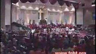 """FGHT Dallas: Bishop Herman Murray singing """"I Don"""