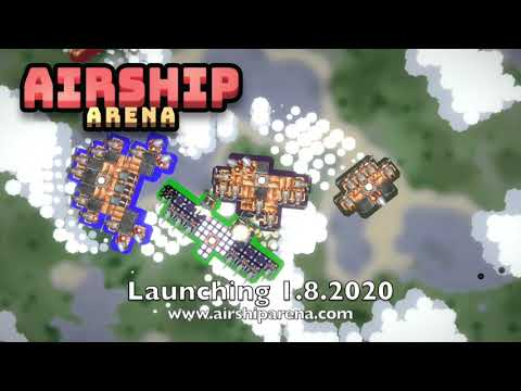 Airship Arena - Launching in August 2020!
