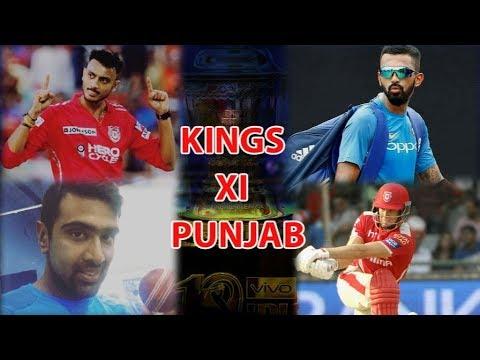 Kings XI Punjab Squad | Sports Tak