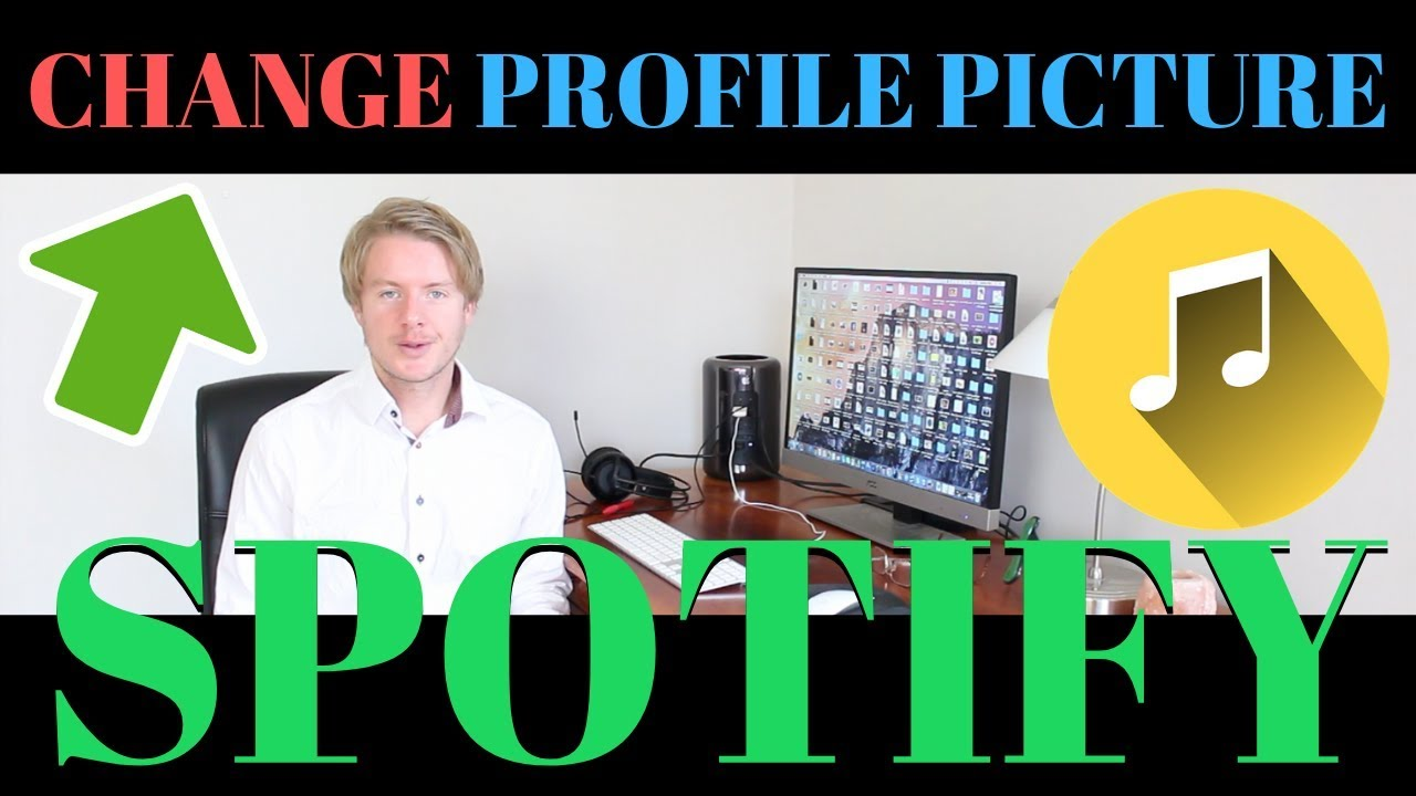 How to Change Profile Picture on Spotify 2019 - YouTube