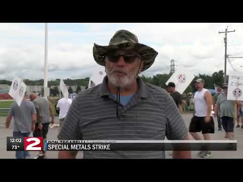Special Metals On Strike