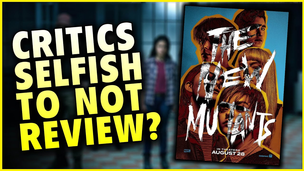 The first New Mutants reviews are in  here's what critics are saying