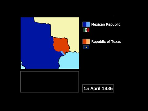 [Wars] The Texas Revolution (1835-1836): Every Week