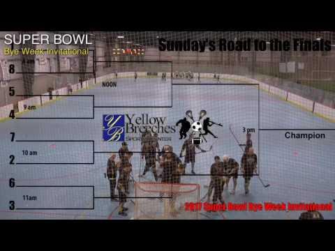 2017 Super Bowl Bye Week Invitational - Sunday Playoffs