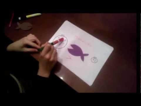 Trota filomena youtube for Trota da colorare