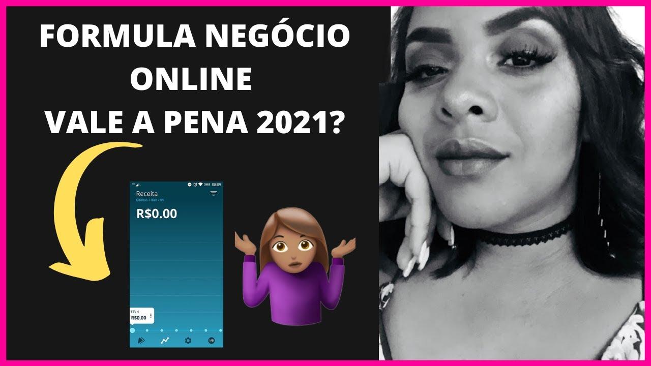 formula negocio online 2020
