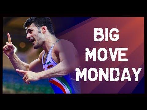 Big Move Monday -- A. ARSALAN (IRI) -- 2017 Asian C'ships