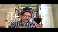 Crate & Barrel Calla Red Wine Glass 93 Pts & Sparkling 96 Pts #2615 James Melendez