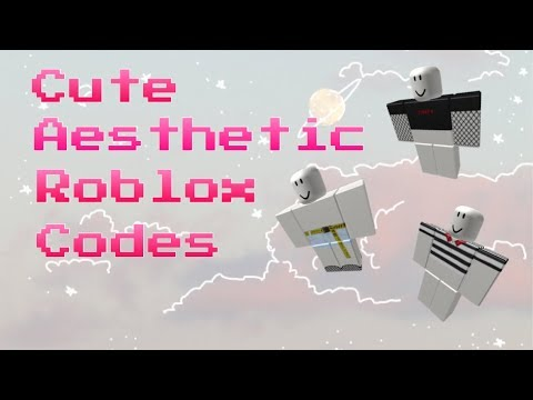Aesthetic Roblox Clothing Codes 🌟💫 - YouTube