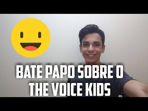 The Voice Kids 2019: Bate papo e muita música