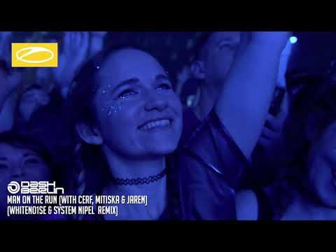 New Man On The Run Remix Played By Armin Van Buuren Live At ASOT 900
