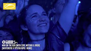 Download New Man On The Run Remix Played by Armin van Buuren live at ASOT 900